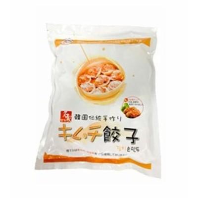 【韓国食品|餃子|冷凍】名家 手作り キムチ餃子1kg(業務量)