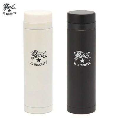 イルビゾンテ IL BISONTE スリムサーモステンレスボトル 保温 保冷 水筒 魔法瓶 レディース メンズ アウトドア プレゼント 5432409298(無料ラッピング対応)