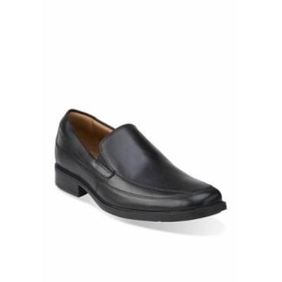 クラークス メンズ スニーカー シューズ Tilden Free Shoe Black