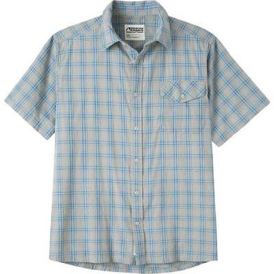マウンテンカーキス メンズ シャツ トップス Mountain Khakis Men's Shoreline SS Shirt