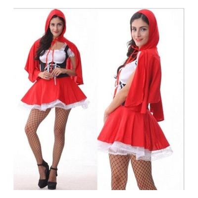 ハロウィーンHalloween ハロウィン万聖節レディースパーティー用仮装クリスマス演出服コスチューム 巫女 悪魔 魔女
