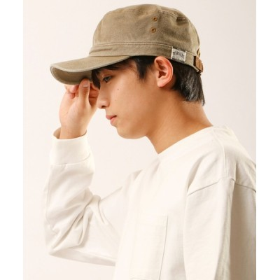 FUNALIVE / 【SENSE OF GRACE】MINER CAP マイナーキャップ MEN 帽子 > キャップ