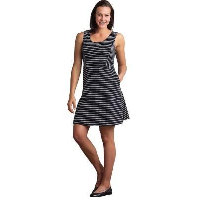 エクスオフィシオ ExOfficio レディース ワンピース タンクドレス ワンピース・ドレス Odessa Tank Dress Black/White