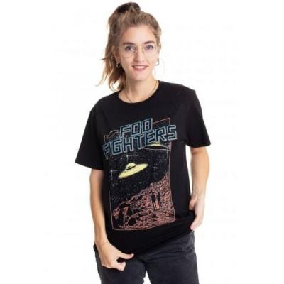インペリコン Impericon レディース Tシャツ トップス - Ufo - T-Shirt black