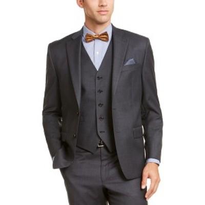 ラルフローレン メンズ ジャケット&ブルゾン アウター Men's Classic-Fit UltraFlex Stretch Suit Jackets Charcoal Solid