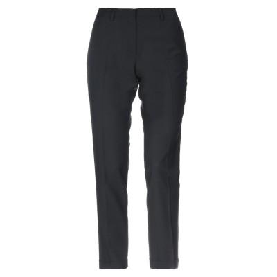 マニュエル リッツ MANUEL RITZ パンツ ブラック 46 ポリエステル 54% / バージンウール 44% / ポリウレタン 2% パンツ