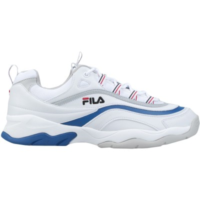 FILA スニーカー&テニスシューズ(ローカット) グレー 40 紡績繊維 スニーカー&テニスシューズ(ローカット)