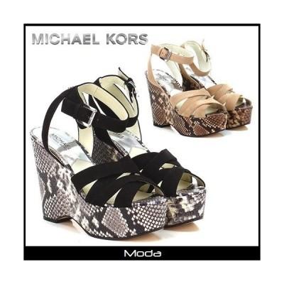 Michael Kors マイケルコース 厚底 ウエッジソール サンダル