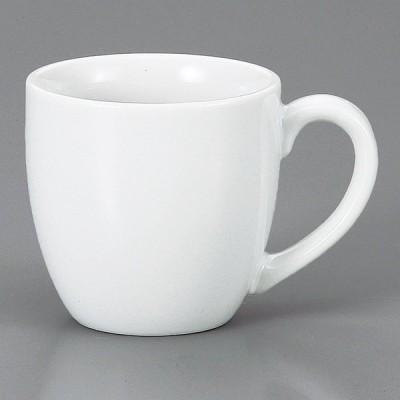 陶雅 白ホーダンマグカップ(小)