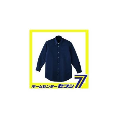 Zシャツ(長袖) ネイビー S 68 コーコス信岡 [ビジネス ワイシャツ カジュアル]
