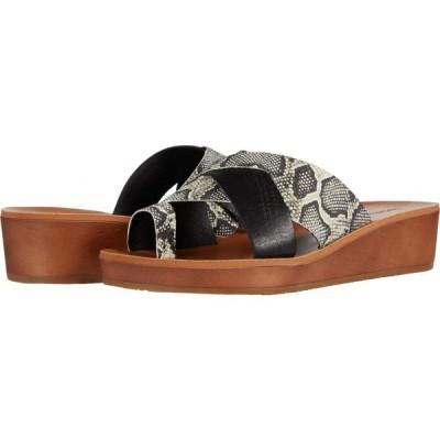 ラッキーブランド Lucky Brand レディース サンダル・ミュール シューズ・靴 Heliara Natural