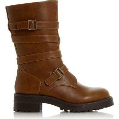 ヘッドオーバーヒールズ Head Over Heels レディース ブーツ シューズ・靴 Rheeta Warm Lined Calf Boots Tan