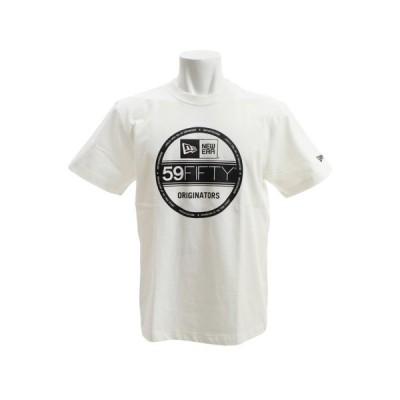 ニューエラ(NEW ERA) Tシャツ メンズ ロゴプリント 半袖 11403643 オンライン価格 (メンズ)