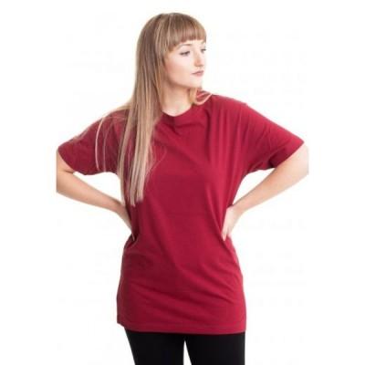 インペリコン Impericon レディース Tシャツ トップス - Round Burgundy - T-Shirt burgundy
