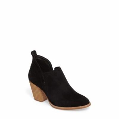 ジェフリー キャンベル JEFFREY CAMPBELL レディース ブーツ シューズ・靴 Rosalee Bootie Black Oiled Suede
