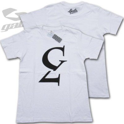 GALE ゲール BIGロゴTシャツ(GL-541)ホワイト 2019モデル