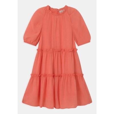 キッズ ファッション NKFHETTE - Cocktail dress / Party dress - persimmon