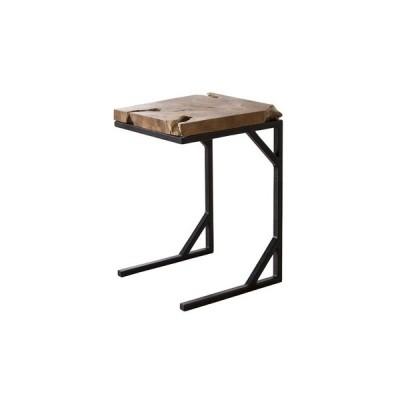 ウェルナー サイドテーブル〈TTF-904〉ミニテーブル ナイトテーブル 机 飾り台 置き台 スタイリッシュ インテリア 家具 おしゃれ