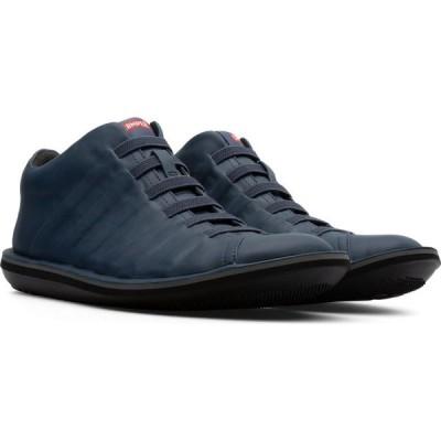 カンペール CAMPER メンズ スニーカー シューズ・靴 Beetle Sneaker Medium Blue