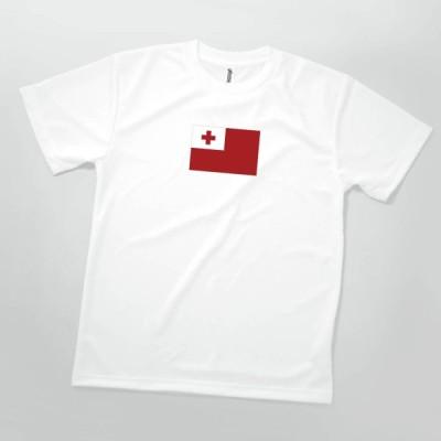 Tシャツ トンガ王国 国旗