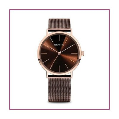 Bering Time 13436???265レディースクラシックコレクションWatch with Mesh Band and scratch resistantサファイアクリ
