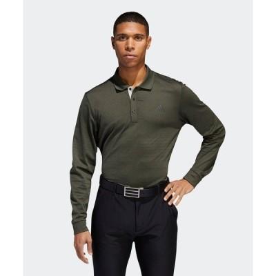 ポロシャツ サーマル ポロシャツ【adidas Golf/アディダスゴルフ】/Thermal Polo Shirt
