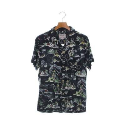 HOUSTON ヒューストン カジュアルシャツ メンズ