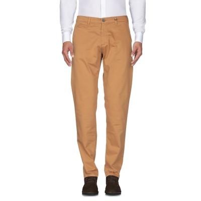 LIU •JO MAN パンツ キャメル 44 コットン 97% / ポリウレタン 3% パンツ