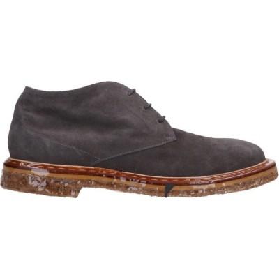 プレミアータ PREMIATA メンズ シューズ・靴 laced shoes Lead