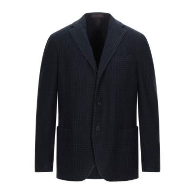 ザ ジジ THE GIGI テーラードジャケット ブルー 50 バージンウール 100% テーラードジャケット