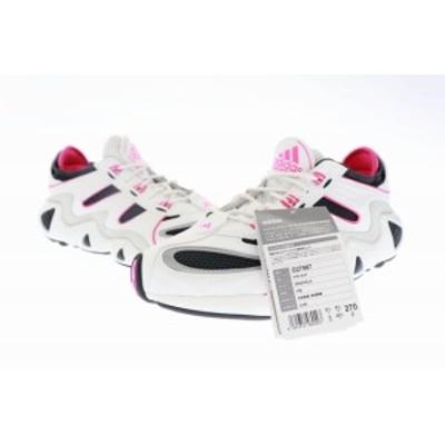 【中古】アディダス adidas FYW S-97 G27987 27 白 ホワイト ブランド古着ベクトル 中古●▲■ 200830 0030