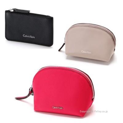 カルバンクライン ポーチ CALVIN KLEIN K60K602555 640 BRIGHT ROSE 化粧ポーチ/コスメケース M4RISSA 3 IN 1 COSMETIC BAG