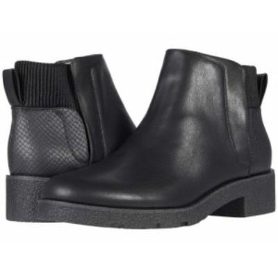 Dr. Scholls ドクターショール レディース 女性用 シューズ 靴 ブーツ アンクル ショートブーツ Trix Black【送料無料】