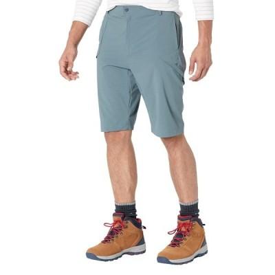 アディダス アウトドア ハーフ&ショーツ ボトムス メンズ Terrex Hike Shorts Blue Oxide