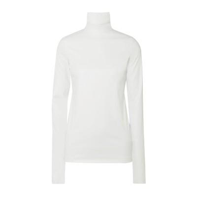 WELLDONE T シャツ ホワイト 1 ポリウレタン 100% T シャツ