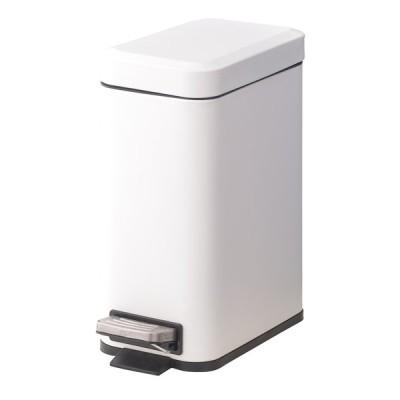 東谷 トラッシュカン 5L(ホワイト) LFS-232WH 返品種別A