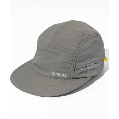 Kappa/Phenix / +phenix(プラスフェニックス)【UNISEX】撥水加工 Jet Cap MEN 帽子 > キャップ