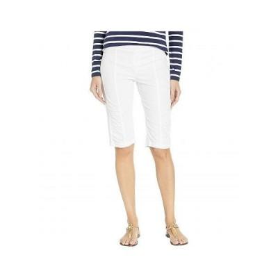 XCVI エックスシーヴイアイ レディース 女性用 ファッション ショートパンツ 短パン Wearables Tatem Bermuda Shorts - White