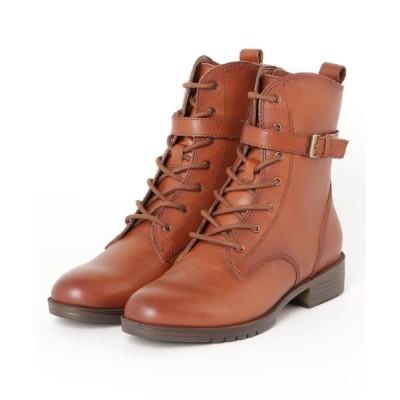 REGAL FOOT COMMUNITY / ナチュラライザー/N663H1956/レースアップブーツ WOMEN シューズ > ブーツ