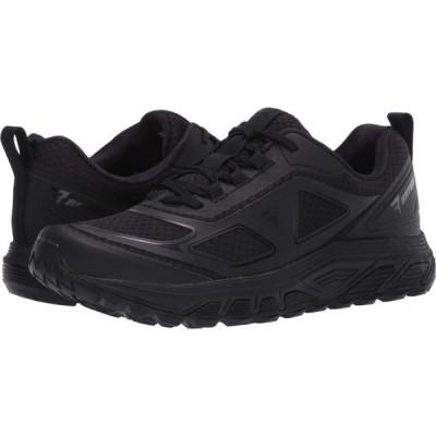 ベイツ Bates Footwear メンズ ランニング・ウォーキング シューズ・靴 Rush Low Black