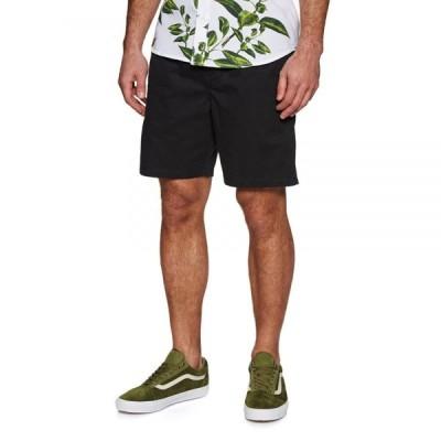 ヴァンズ Vans メンズ ショートパンツ ボトムス・パンツ Range Short 18 Shorts Black