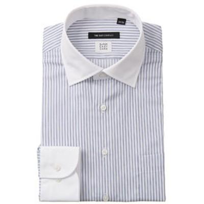 【SUPER EASY CARE・再生繊維】クレリックカラードレスシャツ 〔EC・BASIC〕