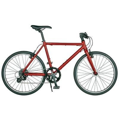 RITEWAY(ライトウェイ) クロスバイク シェファード 26インチ レッド