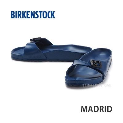 ビルケンシュトック マドリッド BIRKENSTOCK MADRID サンダル カジュアル 快適 EVA素材 シューズ 靴 SHOES カラー:Navy
