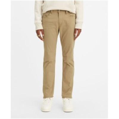 リーバイス メンズ デニムパンツ ボトムス Men's 511 Slim All Season Tech Jeans Harvest Gold