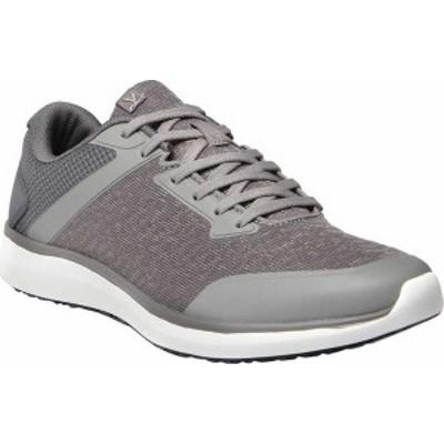 バイオニック メンズ スニーカー シューズ Landon Sneaker Charcoal Mesh/Manmade