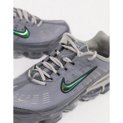 ナイキ メンズ スニーカー シューズ Nike Air Vapormax 360 sneakers in gray Gray