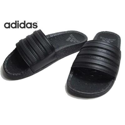 アディダス adidas EH2256 アディレッタブースト コアブラック サンダル メンズレディース 靴