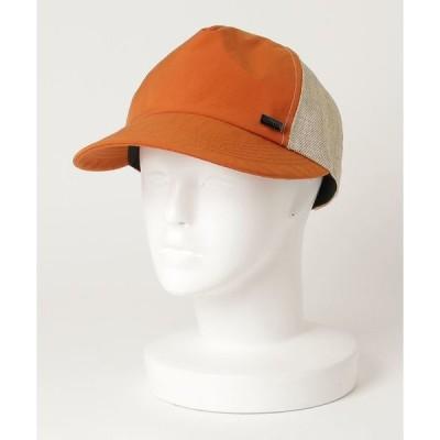 帽子 キャップ コンビネーション ペーパー ワイドキャップ