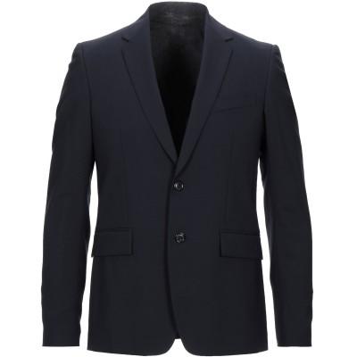 マウロ グリフォーニ MAURO GRIFONI テーラードジャケット ダークブルー 50 バージンウール 98% / ポリウレタン 2% テーラー